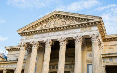 Création du tribunal d'instance unique de Paris